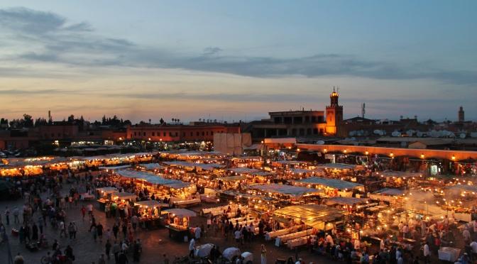 Za tajomstvami kráľovských miest Maroka