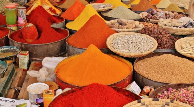 Marrákeš a magický marocký juh