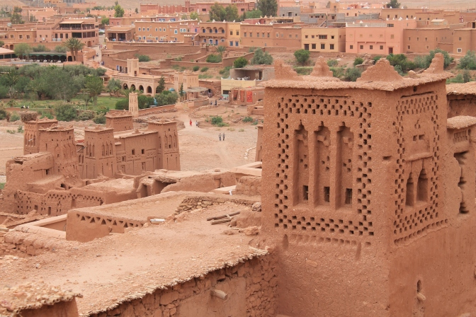 Okruh jižním Marokem