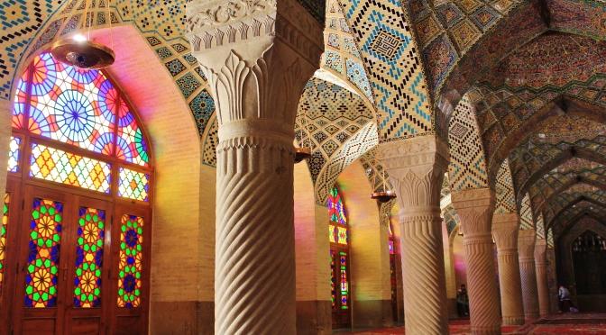 Poklady historické Persie