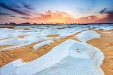 Bílá poušť Egypt