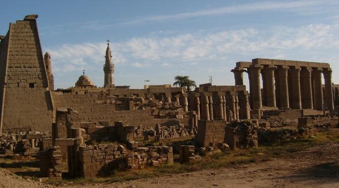 Plavba po Níle a staroveké pamiatky