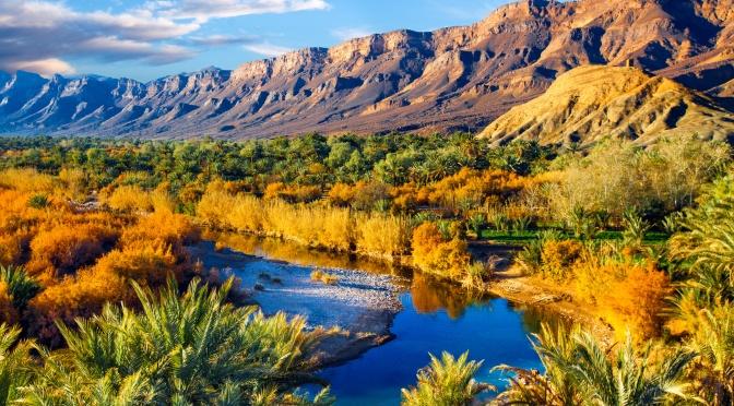 Po stopách Berberů v Maroku