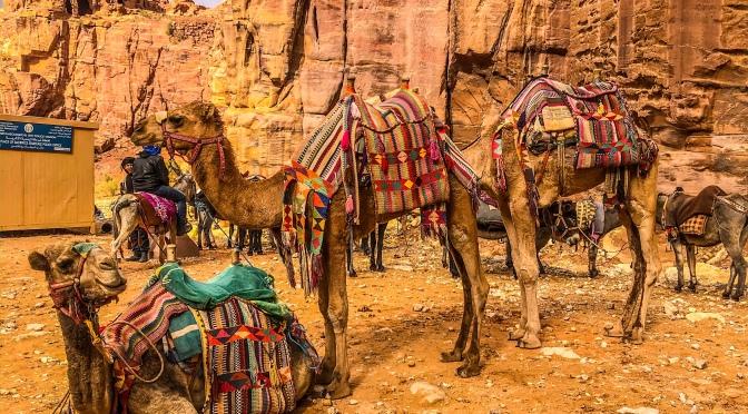 Jedinečné Jordánsko