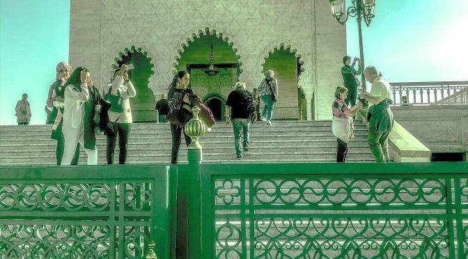 Po stopách marockých králů