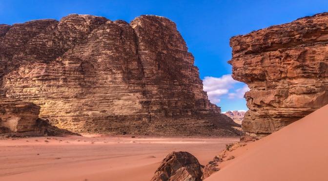 Jordánsko s pouštním dobrodružstvím